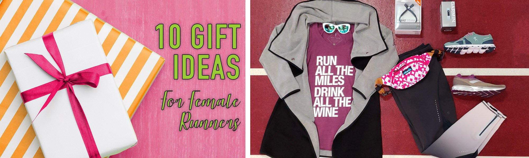 The Ultimate Gift List for Female Runners