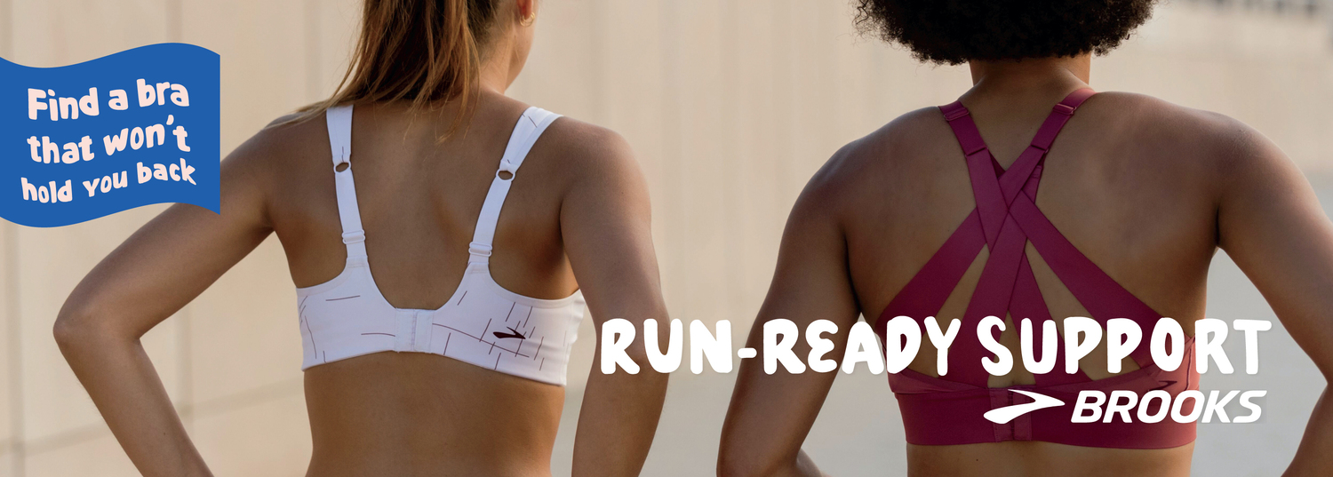 Brooks Run Bras: Find Your Fit