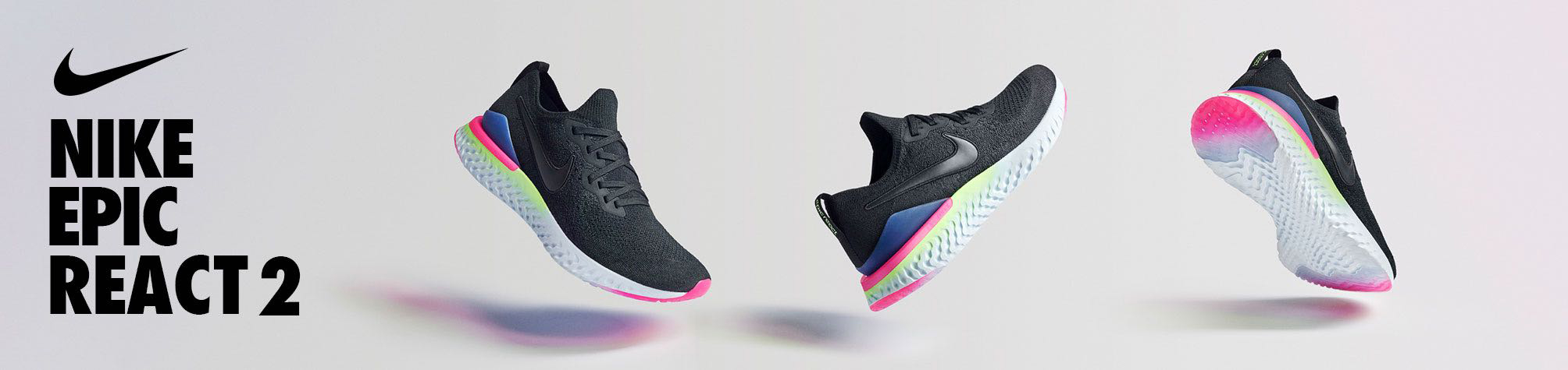 Nike Epic React 2 | Now ultra-soft & ultra-springy