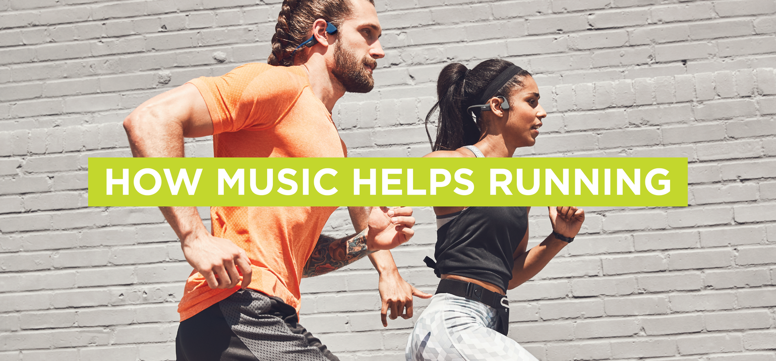 How Music Helps Runners