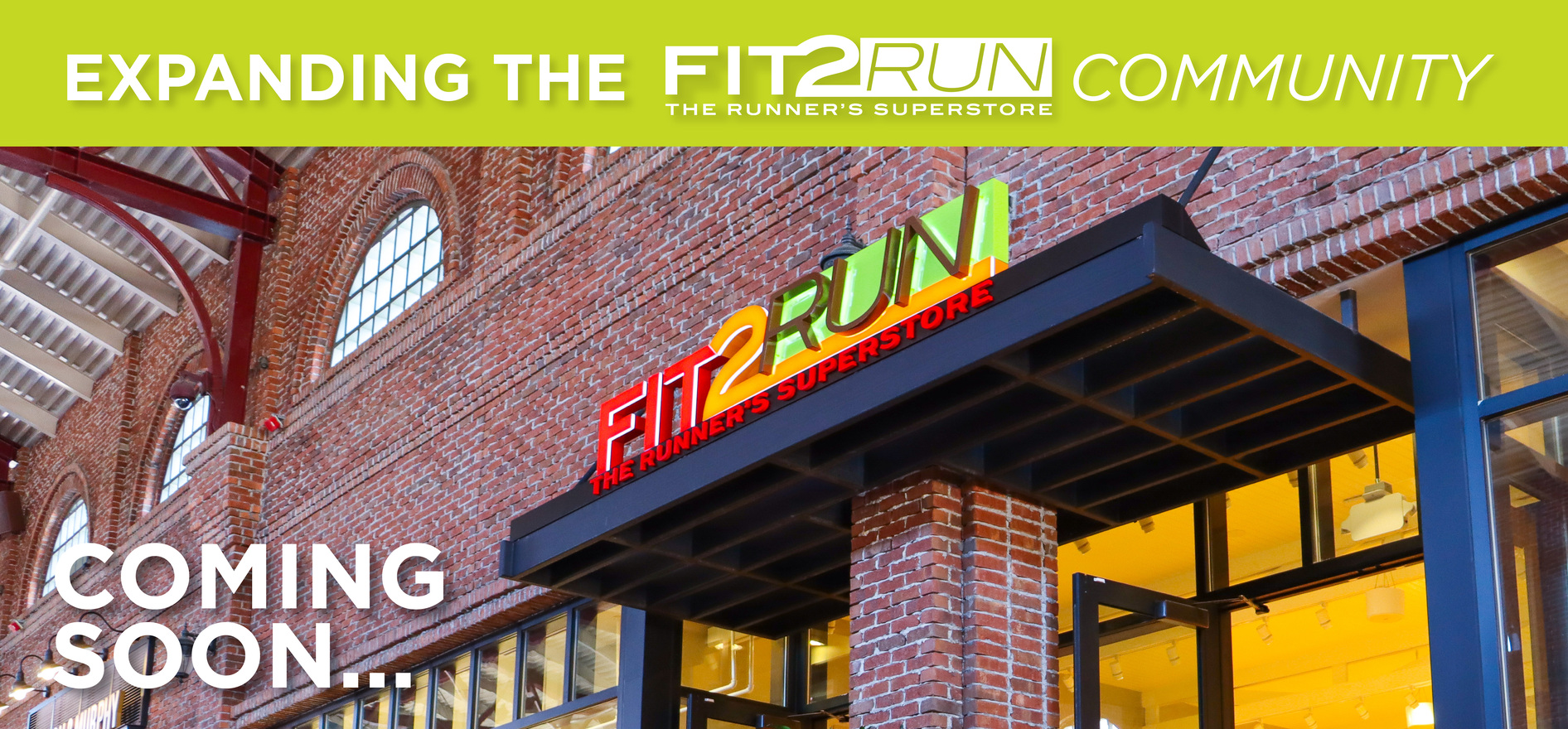 Expanding the Fit2Run Community