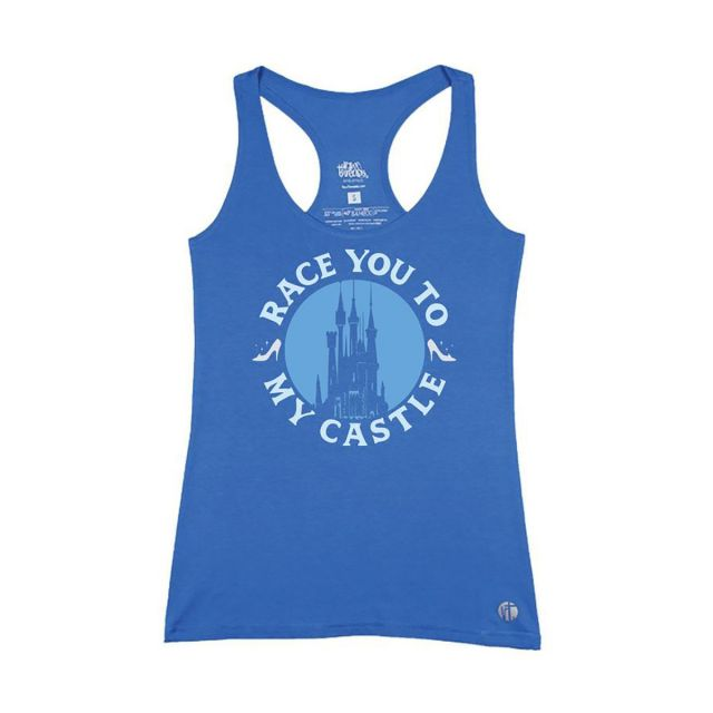Raw Threads Women's Cinderella Race to Castle Tank