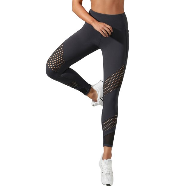 Lorna Jane Women's Shimmer Core Pocket F/L Tight