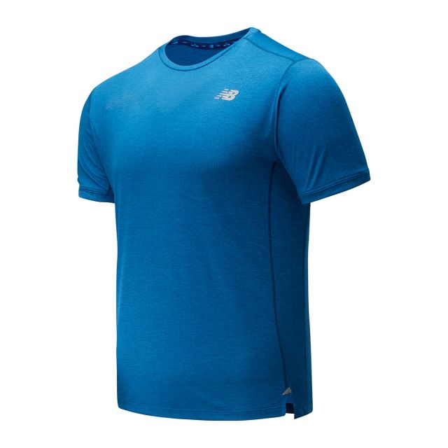 New Balance Men's Impact Run Shortsleeve