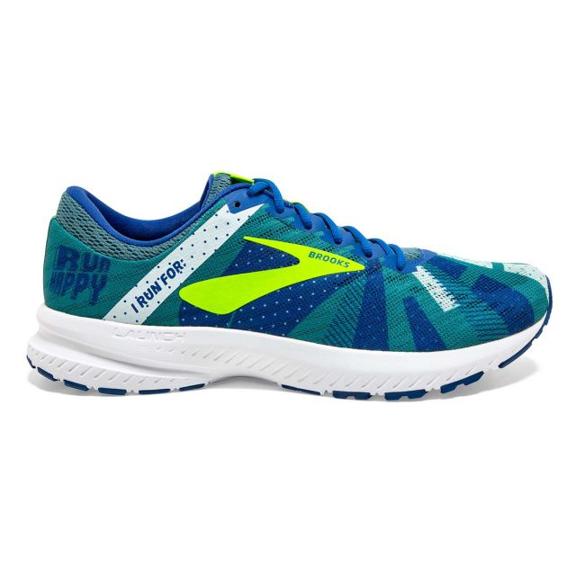 Brooks Men's Launch 6 Run Happy Edition