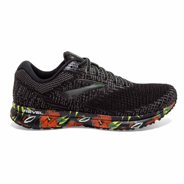 Brooks Men's Revel 3 Tropical Collection