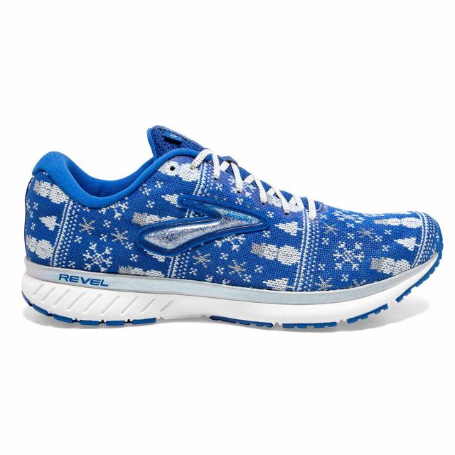 Brooks Men's Revel 3 Run Merry