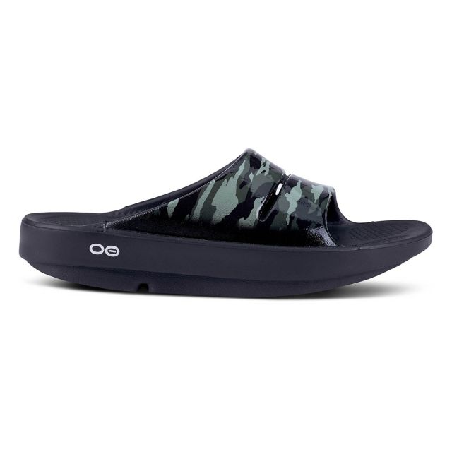 Oofos Women's OOahh Limited Edition Recovery Slide