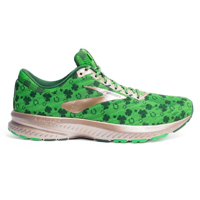 Brooks Men's Launch 6 Shamrock