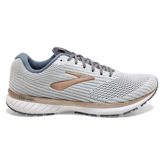 Brooks Women's Revel 3 Metallic Collection