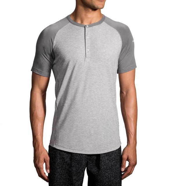Brooks Men's Cadence Shortsleeve