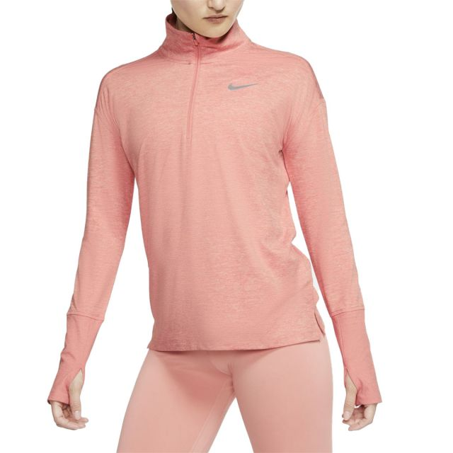Nike Women's Element 1/4 Zip Longsleeve