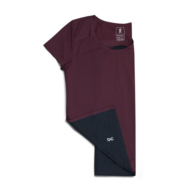 On Women's Performance-T 2 Shortsleeve