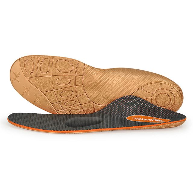 Aetrex Men's L805 Gym Orthotic for Forefoot Pain