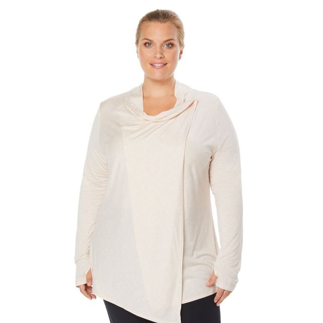 Shape Plus Size Women's Odyssey Wrap