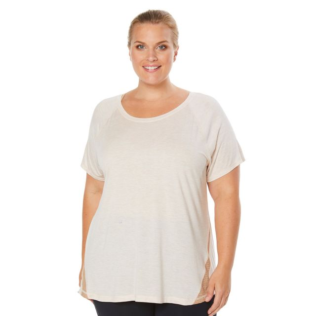 Shape Plus Size Women's G-Force Shortsleeve