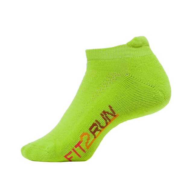 Fit2Run Mesh Top Socks - 3 Pack