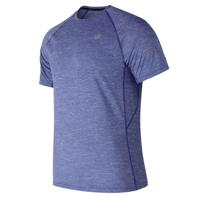 New Balance Men's Tenacity Shortsleeve