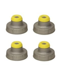 Nathan Push-Pull Caps 4 Pack