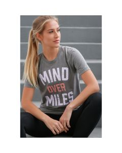 Pep & BB Women's Mind Over Miles Shortsleeve