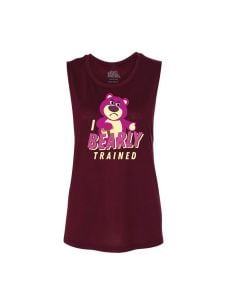 Raw Threads Women's Toy Story 3 Lotso Bearly Trained Tank