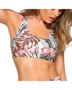 Lorna Jane Women's Botanical Run Sports Bra