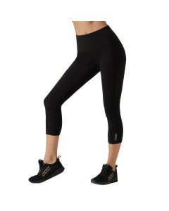 Lorna Jane Women's Essential Phone Pocket 7/8 Tight