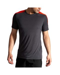 Brooks Men's Distance Shortsleeve