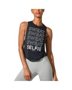Lorna Jane Women's Sweat Selfie Tank