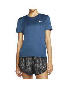 Nike Women's Dri-Fit Miler Shortsleeve