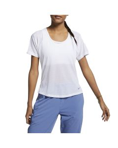 Nike Women's Miler Breathe Shortsleeve