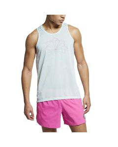 Nike Men's Dri-Fit Miler Graphic Tank