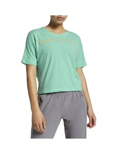 Nike Women's Dri-Fit Miler Just Do It Shortsleeve