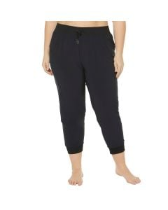 Shape Plus Size Women's City Woven Capri
