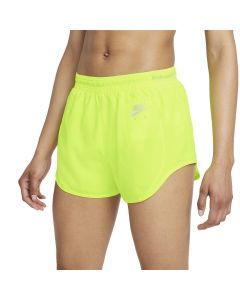 Nike Women's Air Dri-Fit Brief-Lined Running Shorts