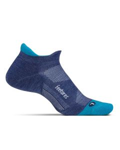 Feetures Elite Merino 10 Cushion No Show Tab