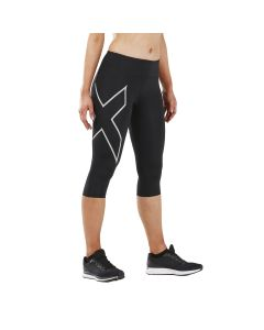 2XU Women's Mid-Rise 3/4 Compression Tight V2