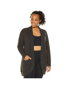 Shape Plus Size Women's Cocoonigan Cardigan