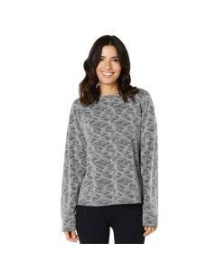 Shape Women's Extended Day Print Sweatshirt