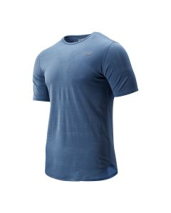 New Balance Men's Q Speed Breathe Shortsleeve