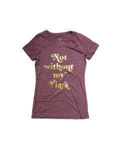 Sarah Marie Women's Not Without My Tiara Shortsleeve