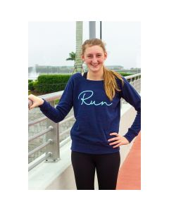 Pep & BB Women's Run Sweatshirt