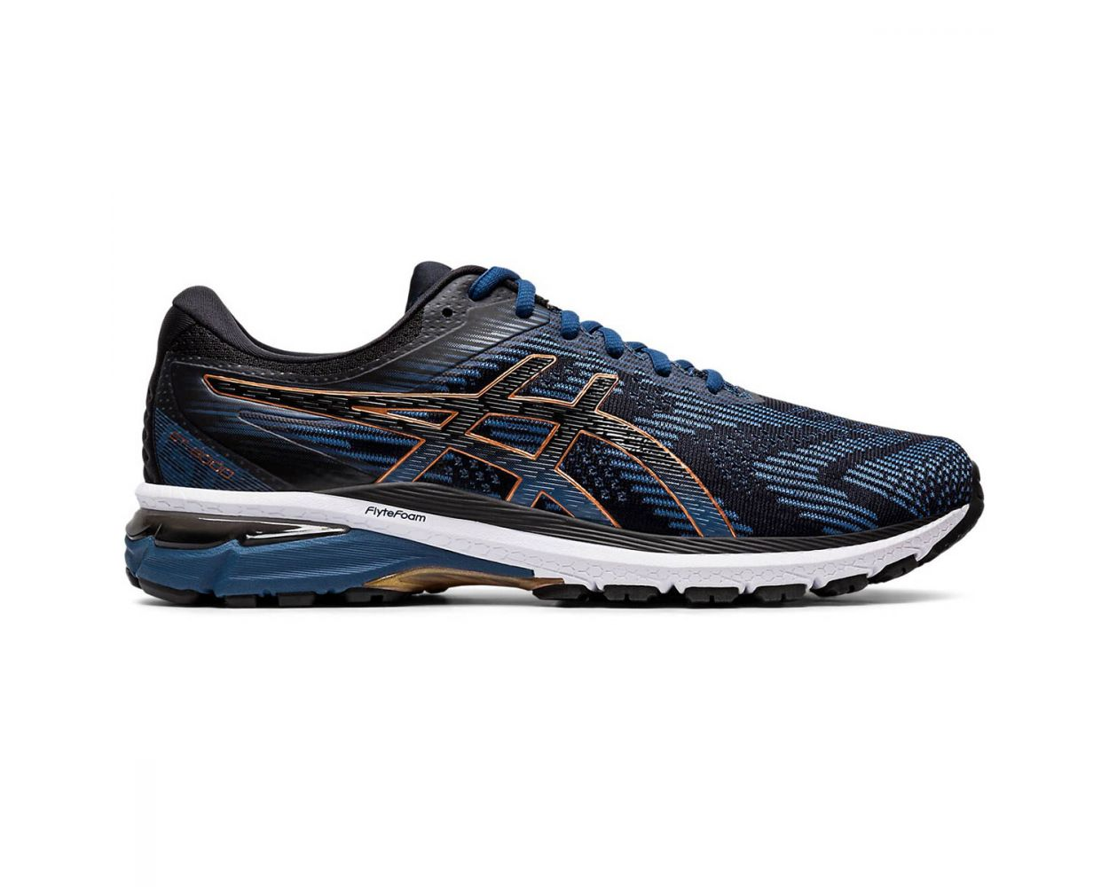 Asics GT 2000 Running Shoes Trainers Mens Gents Road