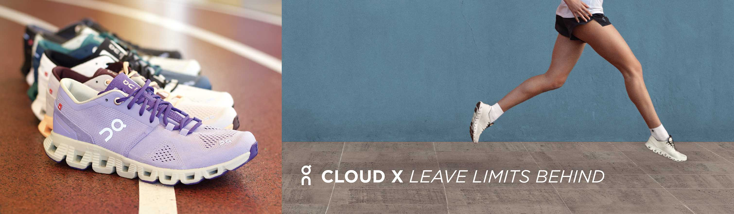 On Cloud X Leave Limits Behind