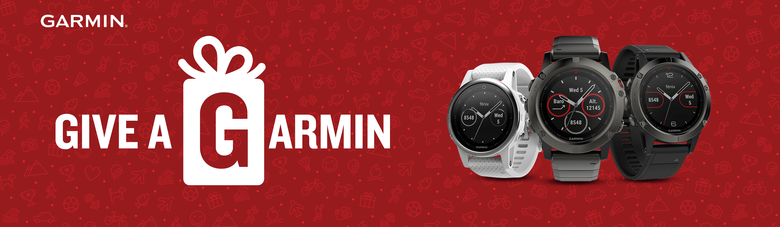 Give a Garmin Holiday Sale Running Watch