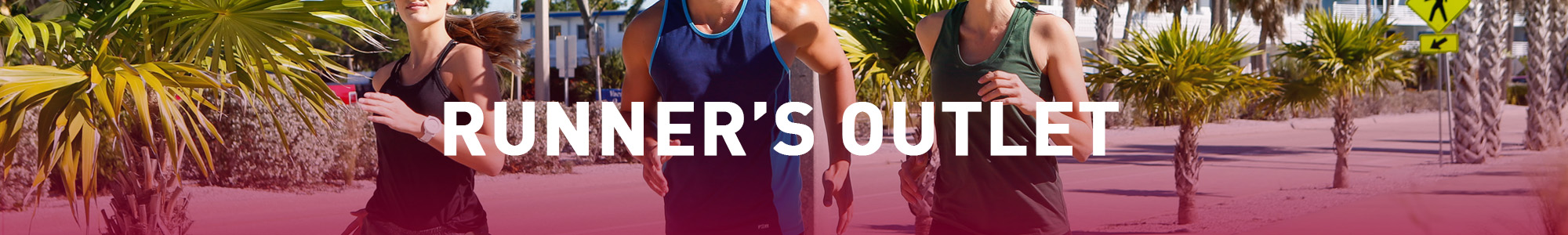 Shop Our Whole Runner's Outlet