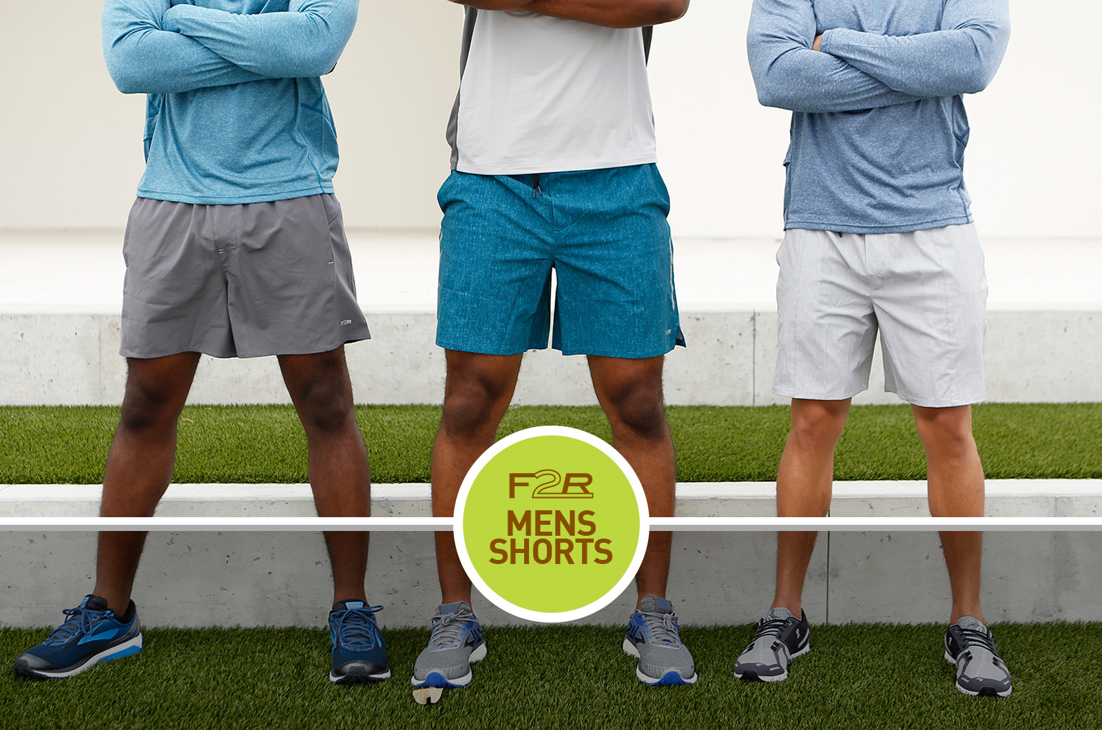 Get Comfortable & Versatile Running Shorts For All Levels From Fit2Run