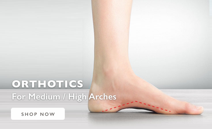 Aetrex Arch Support for Medium - High Arches