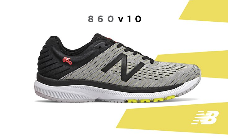 New Balance 860 v10 is now available