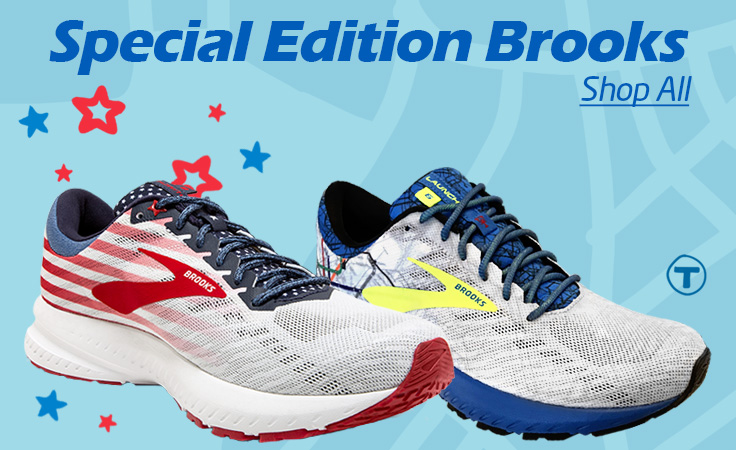 Shop all Brooks Special Edition Running Gear